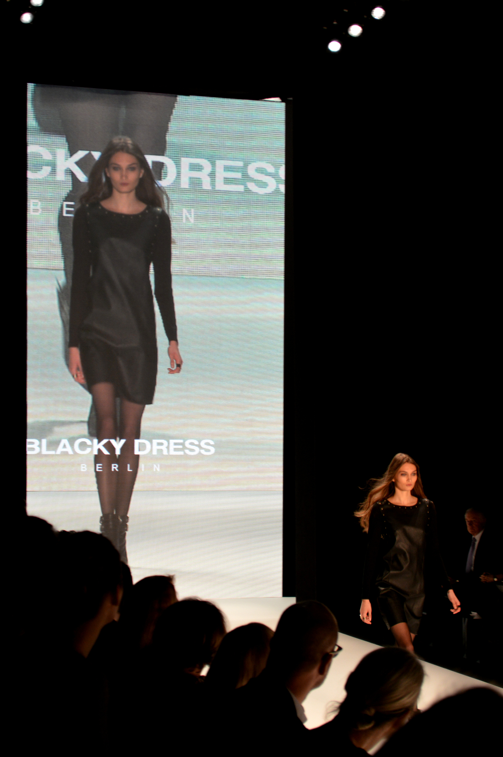 BerlinFashionWeekBlackyDress